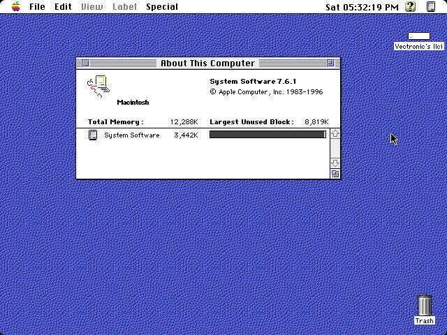 Mac OS 7.6 (1997)