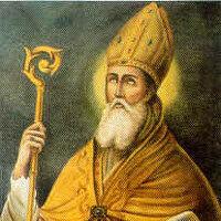 Sant Agustí d'Hipona (354-430 d. C)
