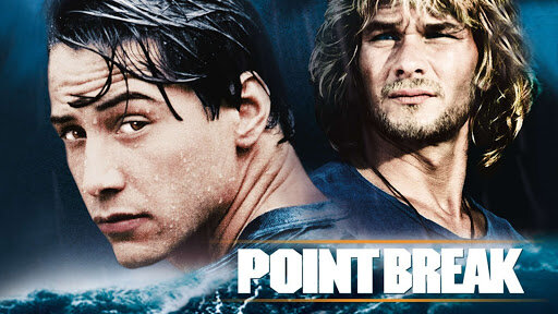Point Break releases