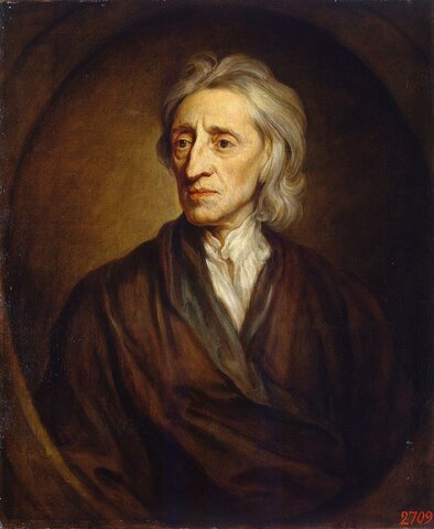 John Locke (1632-1704 d. C.)