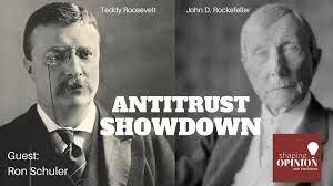 Roosevelt and Standard oil