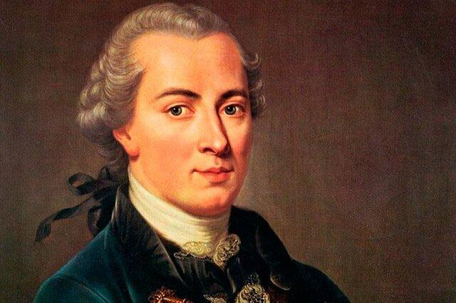 Immanuel Kant (1724-1804 d. C.)