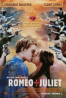 William Shakespeare's Romeo and Juliet releases