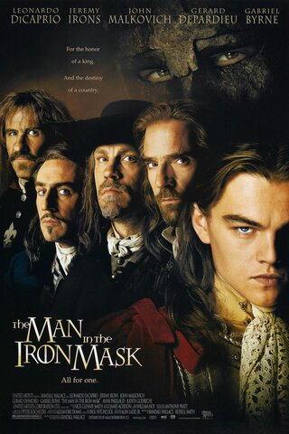 The Man In The Iron Mask releases