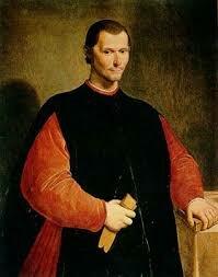 Personajes humanismo democrático Nicolás Maquiavelo 1869