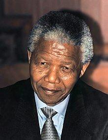 Personajes humanismo democrático Nelson Rolihlahla Mandela 1918