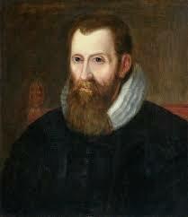 John Napier(Vida)