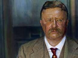 Roosevelt is born