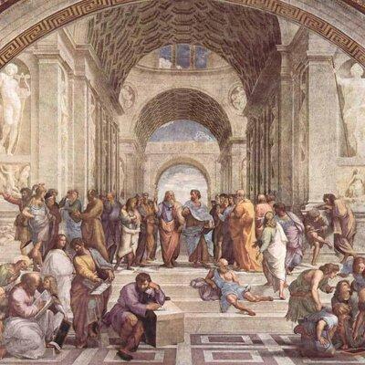 Història de la filosofia timeline