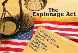 Espionage Act