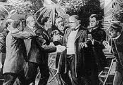 Named President when McKinley is assassinated
