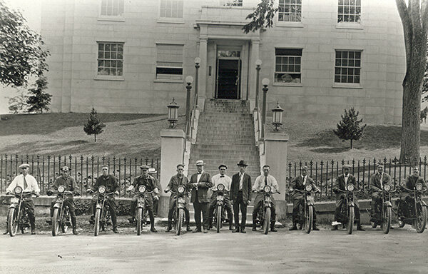 1921 - Motorcycles