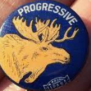 Runs for presidency, unsuccessfully for Bull-Moose Party