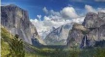 Yosemite under Federal Control