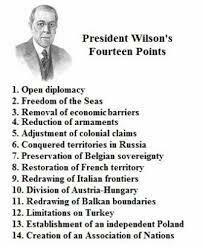 Wilson-Fourteen Points