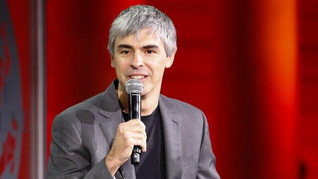 Personajes humanismos digital Larry Page 1990