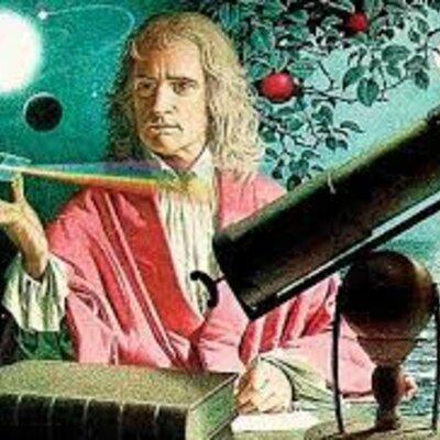 Predecesores Newton timeline
