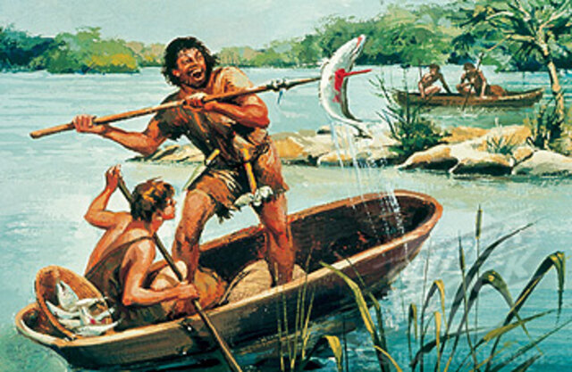 Edad prehistoria