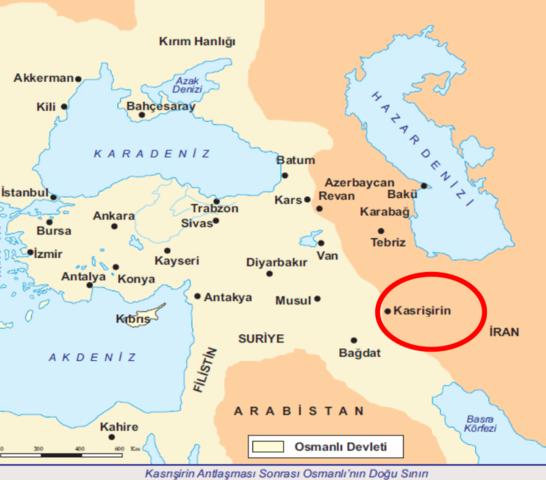 Kasr-ı Şirin Antlaşması