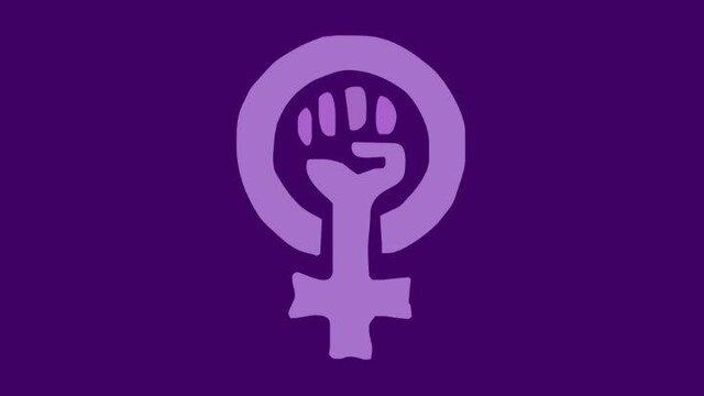 El color del feminismo