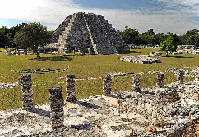 Es fundada la Lliga de Mayapán