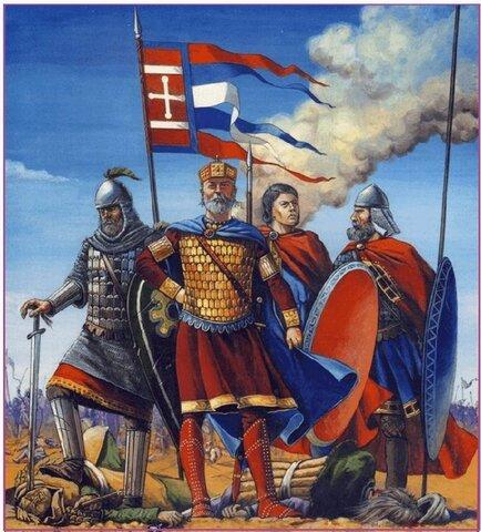 Mor Basili II Bulgaròctonos