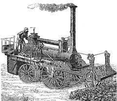 1763: Máquina de vapor