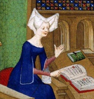 Nace Christine de Pizan