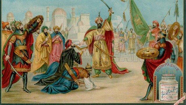 Abd al Rahmann III es proclama califa