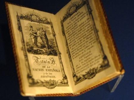 Constitución de bayona
