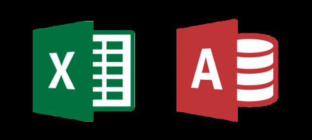 Excel y Access