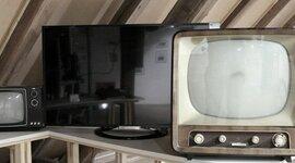 línea cronológica de la historia de la televisión timeline
