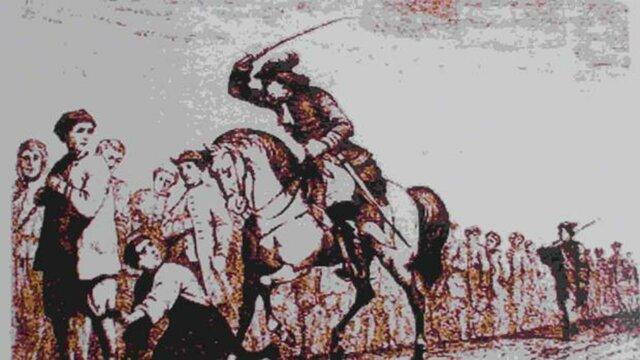 Gran redada contra el poble romaní