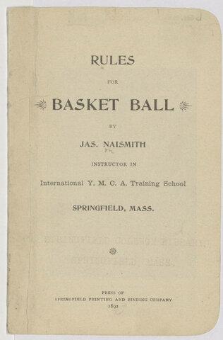 Reglamento del basquetbol.
