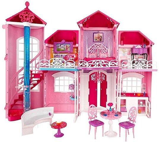 Em regalen la mansió de la Barbie que tant demanava