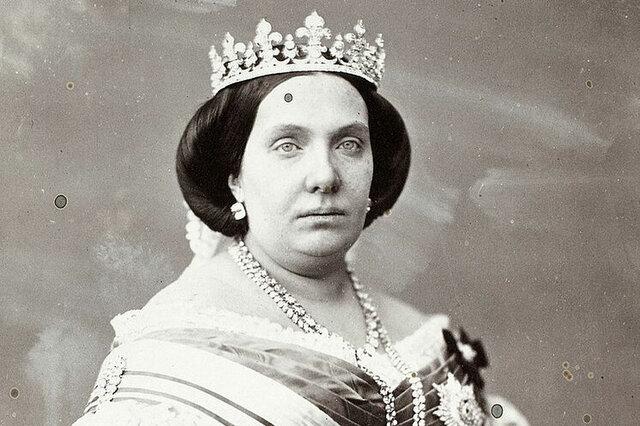 Isabel II reina d'Espanya