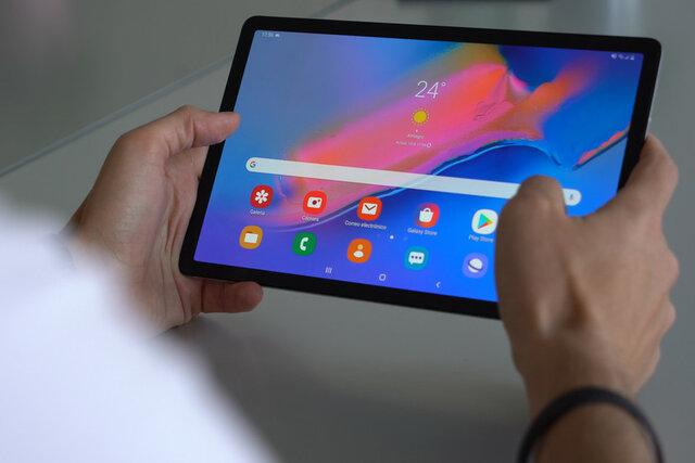 Em regalen la meva primera tablet