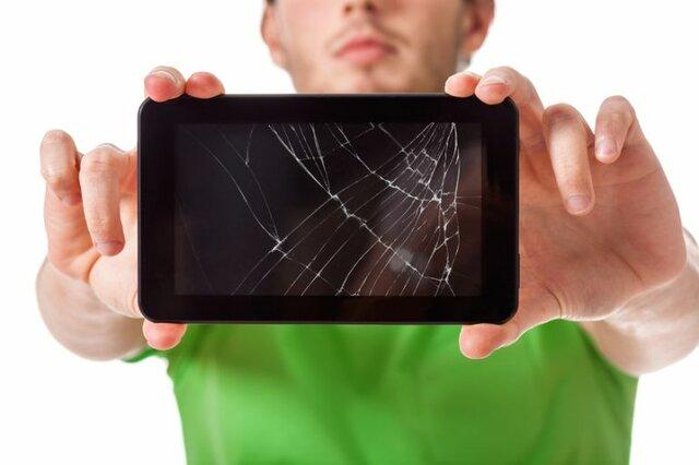 Sec a sobre i trenco la meva primera tablet