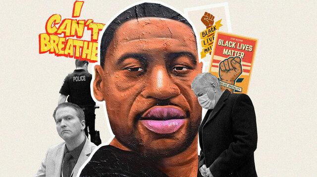 Protestes per la mort de Geroge Floyd (Social)
