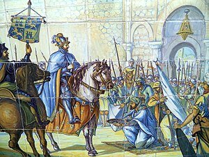 Conquesta de la taifa de Toledo