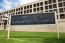 Department of Labor Established