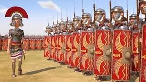 Arribada dels romans a la península