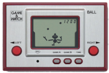 The Game and Watch