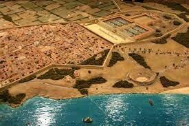 Arribada a Tarraco per part dels romans