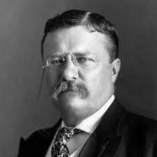 Theodore Roosevelt is born