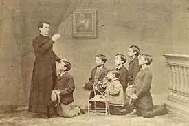 PARTICIPACIÓN DE LA IGLESIA EN EDUCACIÓN (1886)