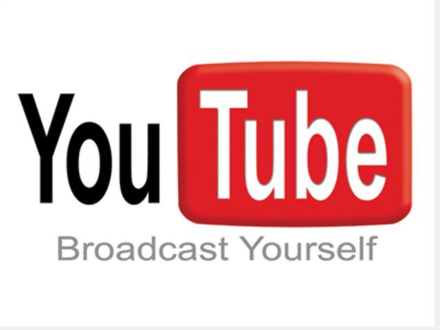 Creación de youtube