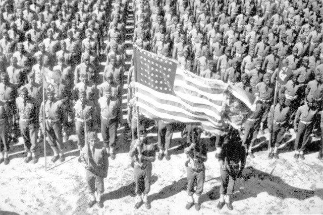 La formación militar EE.UU.