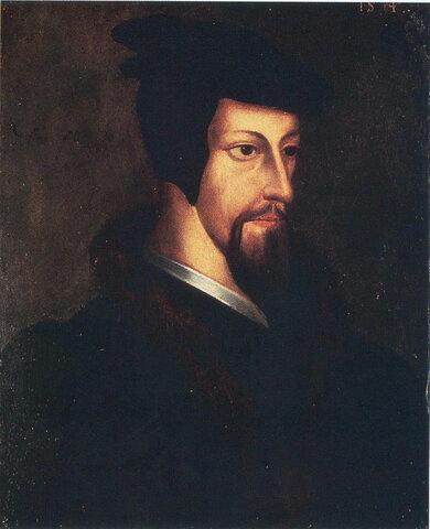 Joan calví calvinisme