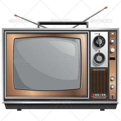 Televisores a color.